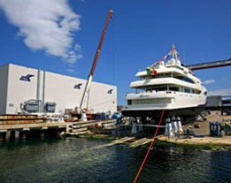 building a new yacht
