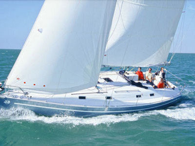 Sale the yacht Harmony 47