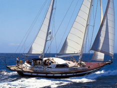 Sailing yacht for sale Jongert 30T