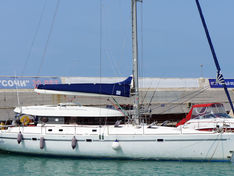 Sailing yacht for sale Atoll 6