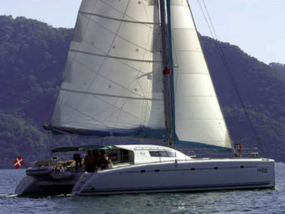Sale the yacht Nautitech 475