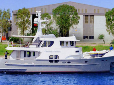 Sale the yacht Farmont 106'