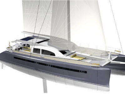 Sale the yacht Orion 87'