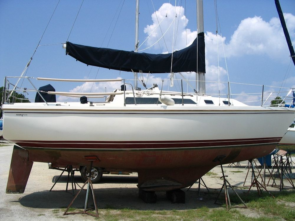 Yacht for sale > sailing boat Catalina 30 for sale