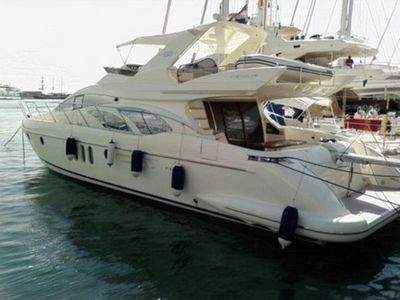 Sale the yacht Azimut 62