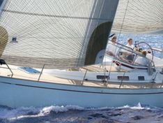 Sailing yacht for sale Najad 440 CC