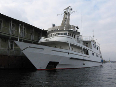Sale the yacht Motor yacht 37m