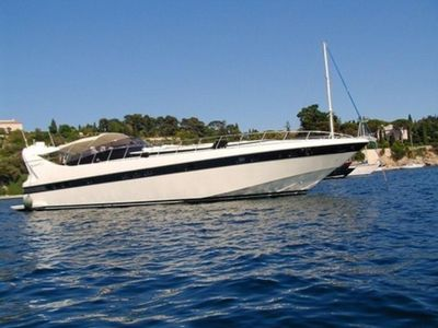 Sale the yacht Mangusta 65