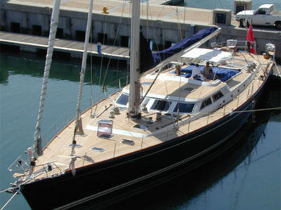 Sale the yacht Farr Custom 95'