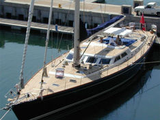 Sailing yacht for sale Farr Custom 95'