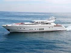 Motor yacht for sale Leopard 34m