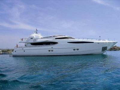 Sale the yacht Centaurian 108' «Caramella»