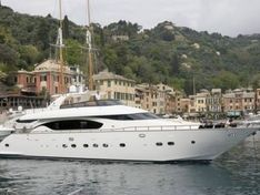 Motor yacht for sale Maiora 26