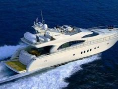 Motor yacht for sale Dominator 65