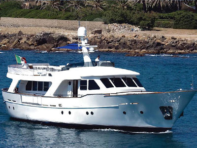 Sale the yacht BENETTI SAIL DIVISION 79 FD