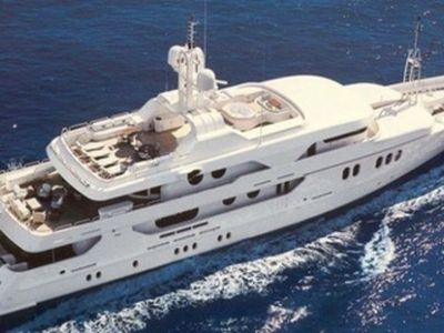 Sale the yacht Amels 50m «Malibu»