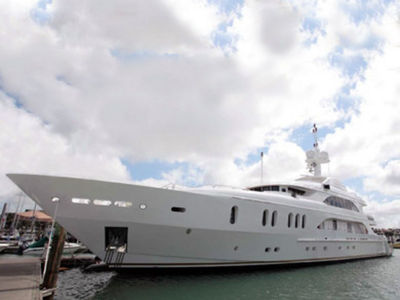 Sale the yacht Sensation 50m