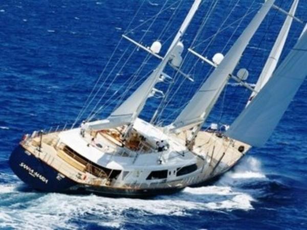 Sale The Yacht Perini Navi 56m