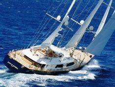 Sailing yacht for sale Perini Navi 56m