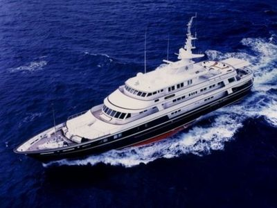 Sale the yacht Feadship 62m «Virginian»