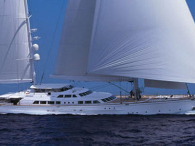 Sale the yacht Perini Navi 64m