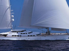 Sailing yacht for sale Perini Navi 64m