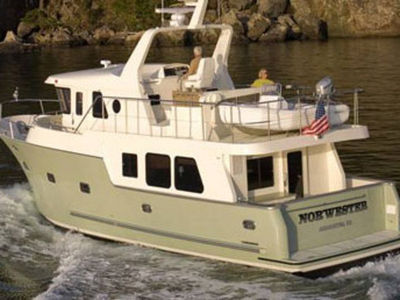 Sale the yacht Northwest 45