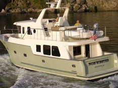 Motor yacht for sale Northwest 45