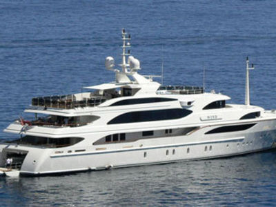 Sale the yacht Benetti 59m «Wind»