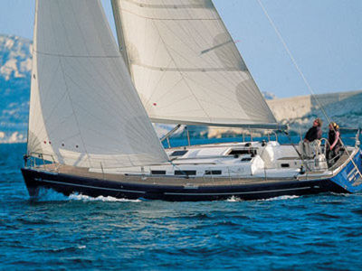 Sale the yacht Dufour 40