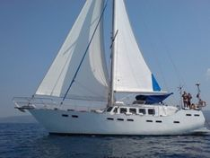 Sailing yacht for sale Albatros 52