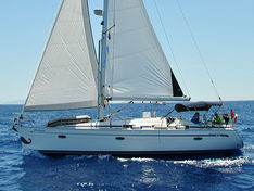 Sailing yacht for sale Bavaria 39 «White Russian»