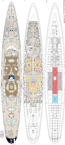Yacht for sale > sailing boat Perini Navi 88m «Maltese