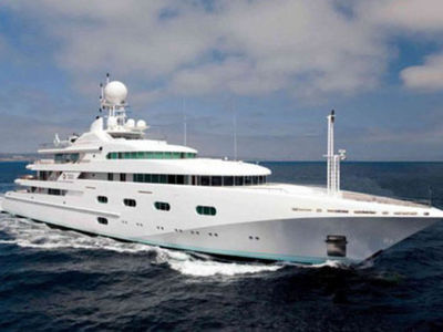 Sale the yacht Royal Denship 78m «Princess Mariana»