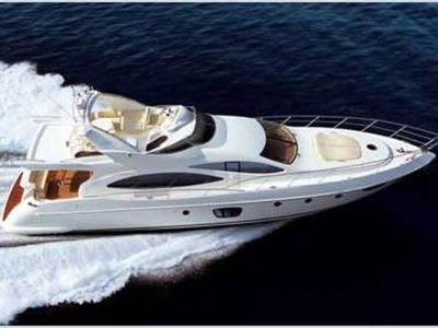 Sale the yacht Azimut 68 Evolution «Genium»
