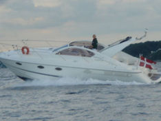 Motor yacht for sale Targa 34 «Sheherazade»