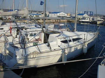 Sale the yacht Sun Odyssey 32 «Ava»
