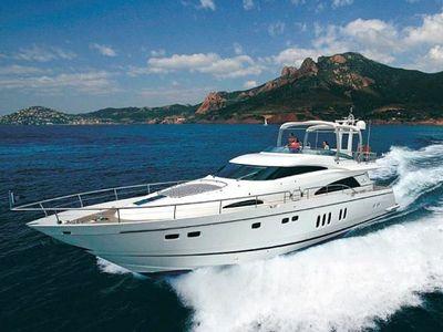 Yacht fairline