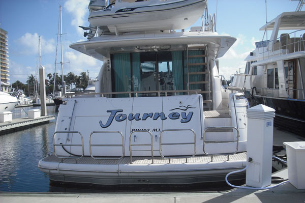 Sale the yacht fairline squadron 68 foto 7