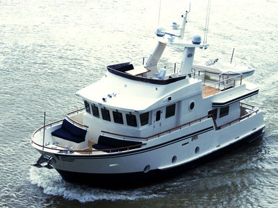 Sale the yacht Bering Trawler 55 «Mila»