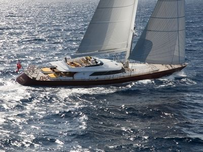 Sale the yacht Perini Navi 45