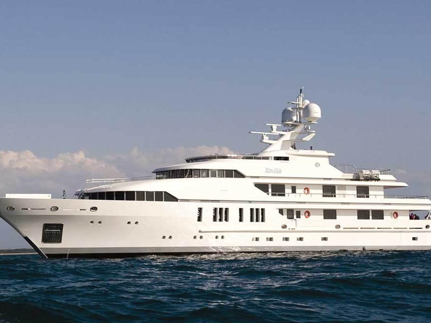 Superyachts For Sale >> Yacht For Sale Motor Yacht Viareggio Superyachts 62 Roma For Sale