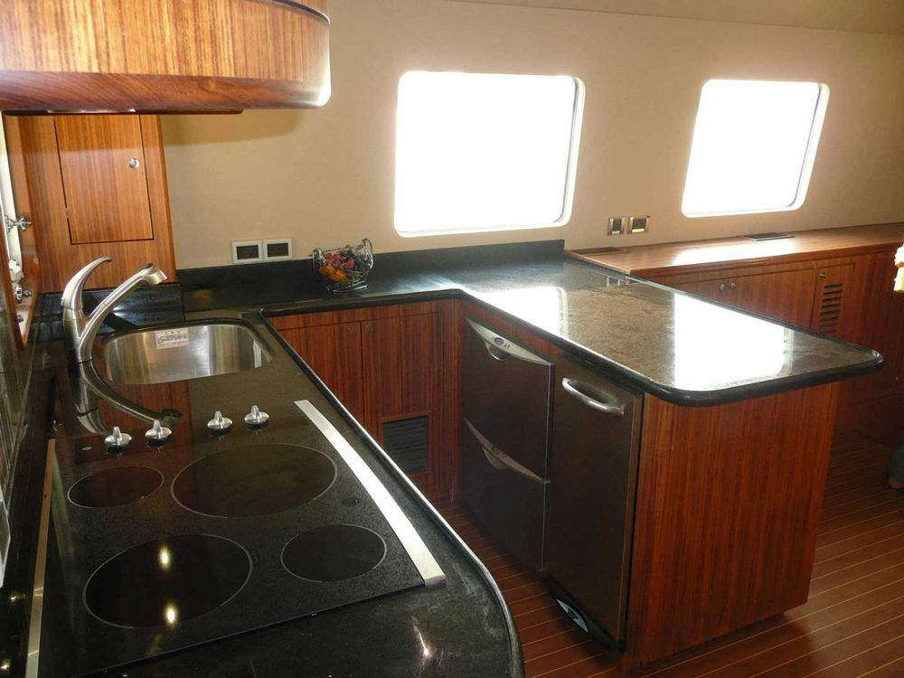Yacht for sale > motor yacht Bering Trawler 55 «Anjumal» for