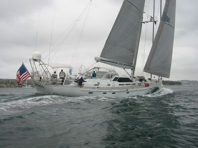 Sale the yacht T.P. Cookson 95 «SORCERER II»