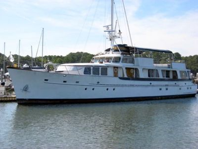 Sale the yacht Ingalls 96 «Victory »