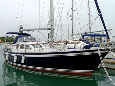 Sale the yacht Nauticat 42 Pilothouse