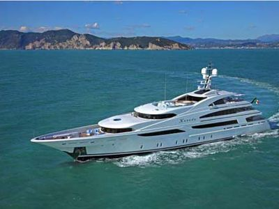 Sale the yacht Benetti 197 «Xanadu»
