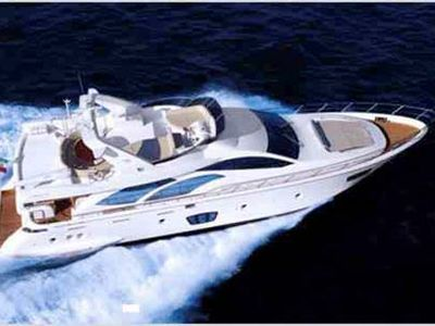 Sale the yacht Azimut 75 Fly