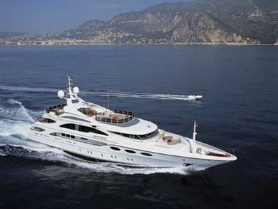 Sale the yacht BENETTI 171