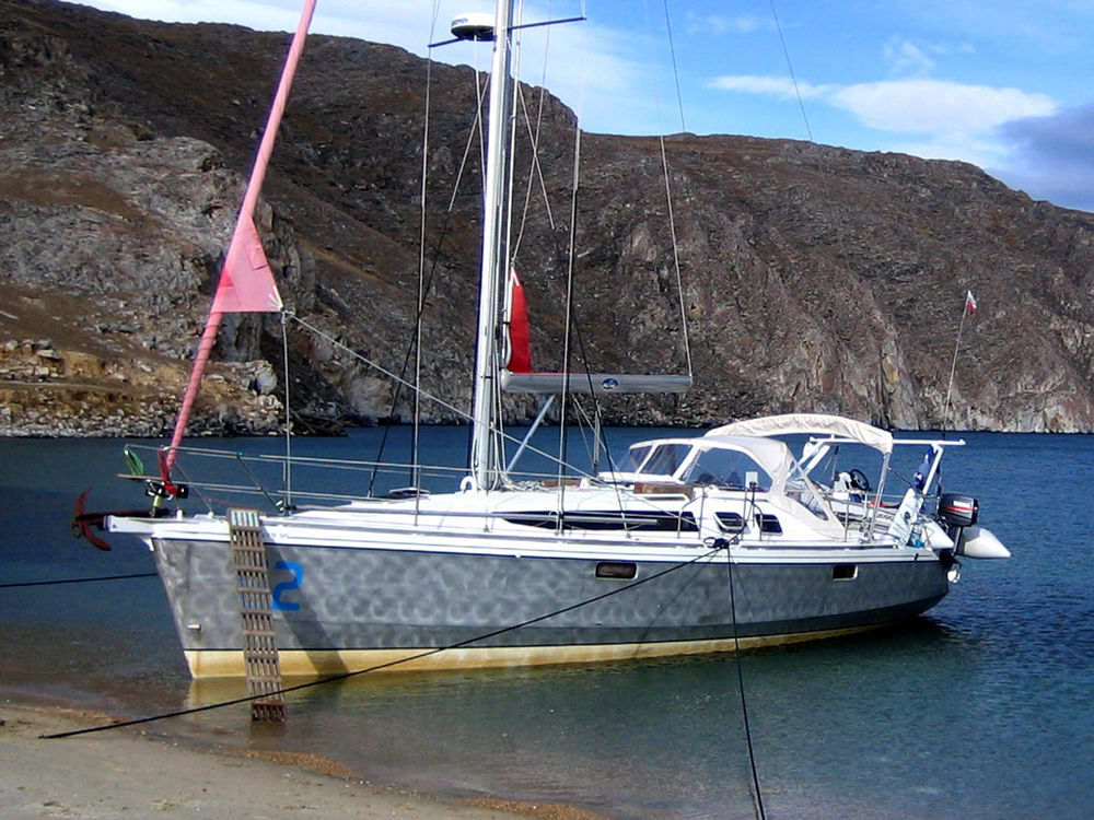 Yacht For Sale Sailing Boat Ovni 345 E2 For Sale